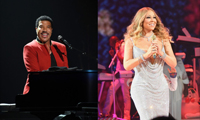 Lionel Richie with special guest Mariah Carey