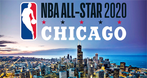 NBA All Star Game Chicago